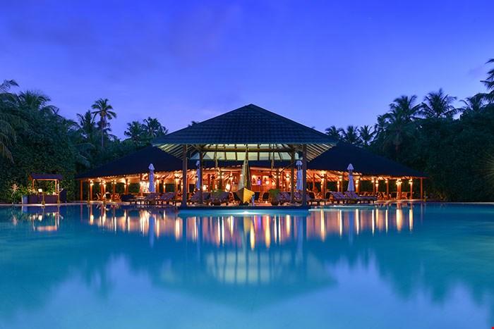 Romantic Escape On The Exotic Island