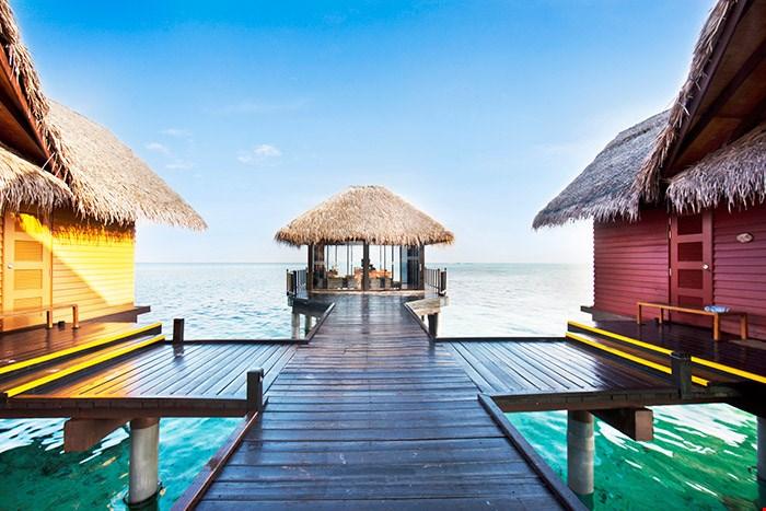 阿達郎尊貴海洋別墅 (Adaaran Prestige Ocean Villas) 2
