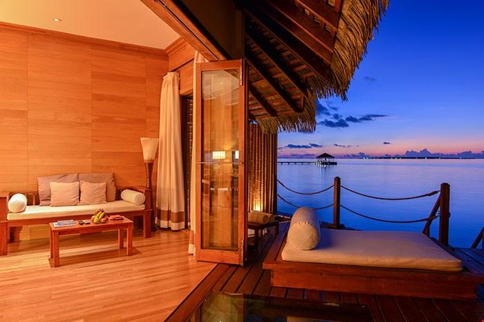 Maldives Exquisite Romantic Water Villa