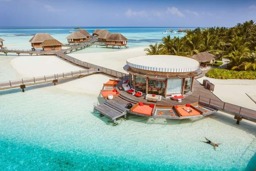 Maldives Kani Water Villa All-Inclusive Honeymoon Package