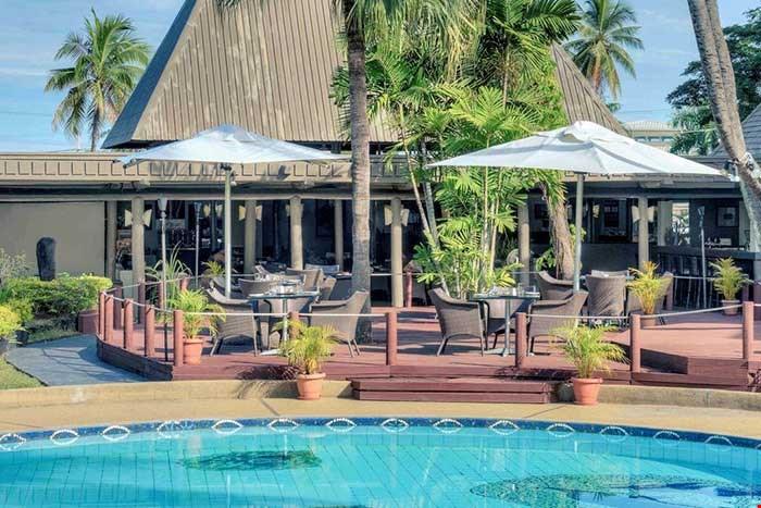 楠迪納迪美居酒店 (Mercure Nadi Hotel) 10
