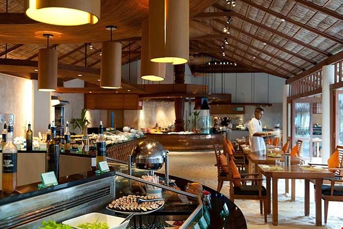 馬爾代夫倫格里島康萊德酒店 (Conrad Maldives) 23