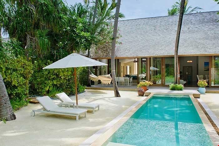 馬爾代夫倫格里島康萊德酒店 (Conrad Maldives) 34