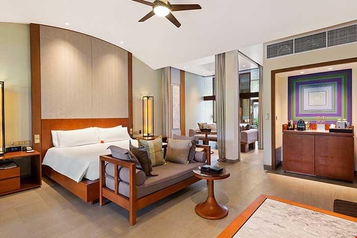 馬爾代夫倫格里島康萊德酒店 (Conrad Maldives) 38
