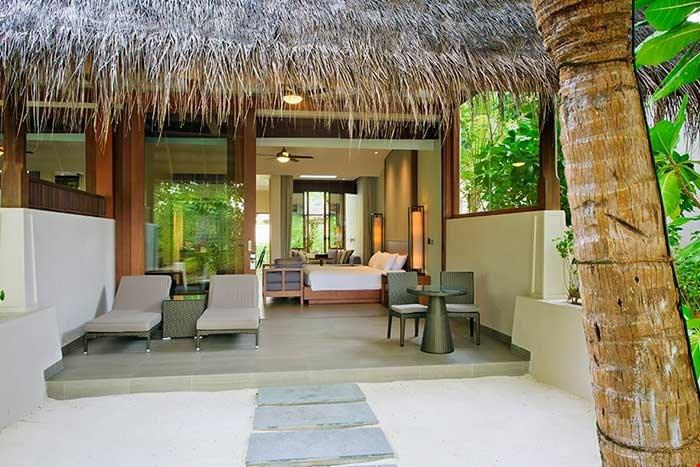 馬爾代夫倫格里島康萊德酒店 (Conrad Maldives) 37