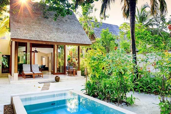 馬爾代夫倫格里島康萊德酒店 (Conrad Maldives) 46
