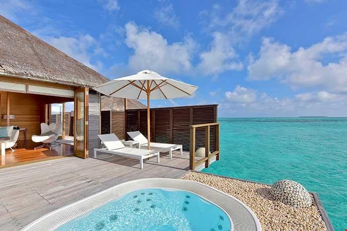 馬爾代夫倫格里島康萊德酒店 (Conrad Maldives) 50