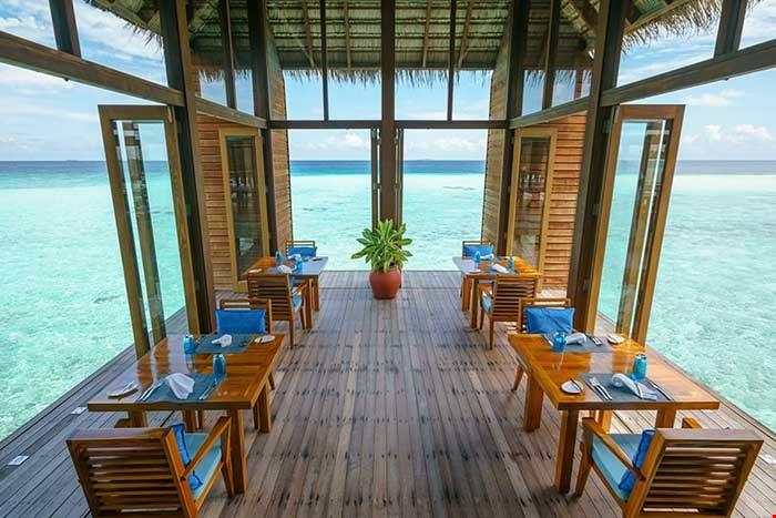 馬爾代夫倫格里島康萊德酒店 (Conrad Maldives) 65