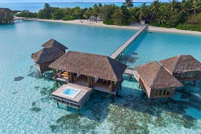 馬爾代夫倫格里島康萊德酒店 (Conrad Maldives) 66