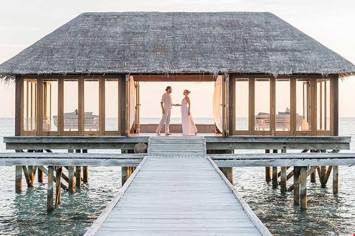 馬爾代夫倫格里島康萊德酒店 (Conrad Maldives) 70