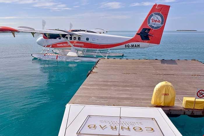 馬爾代夫倫格里島康萊德酒店 (Conrad Maldives) 87