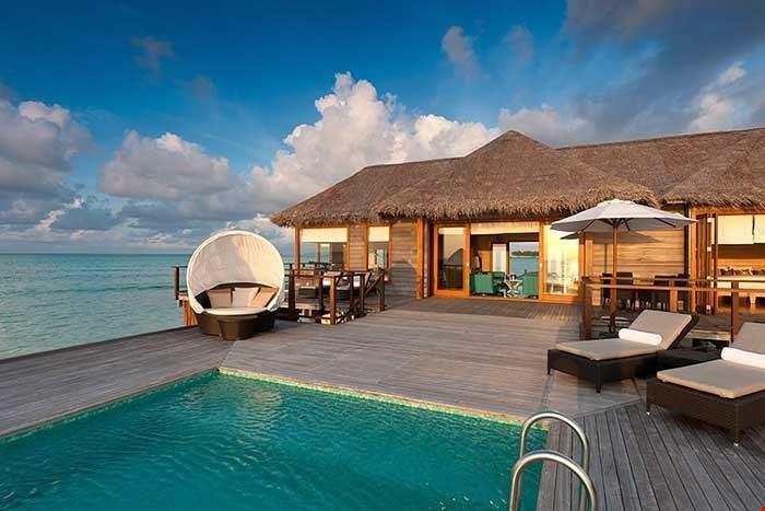 馬爾代夫倫格里島康萊德酒店 (Conrad Maldives) 107