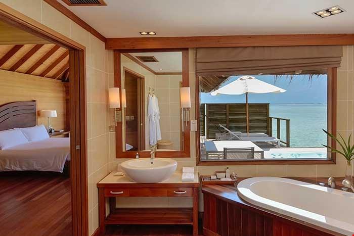 馬爾代夫倫格里島康萊德酒店 (Conrad Maldives) 109