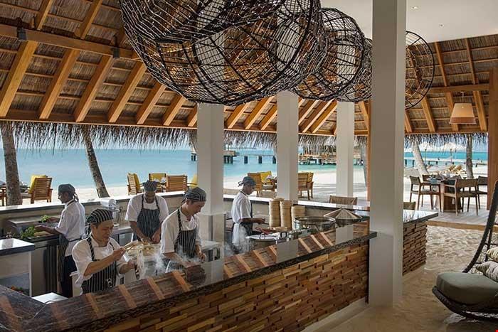 馬爾代夫倫格里島康萊德酒店 (Conrad Maldives) 3