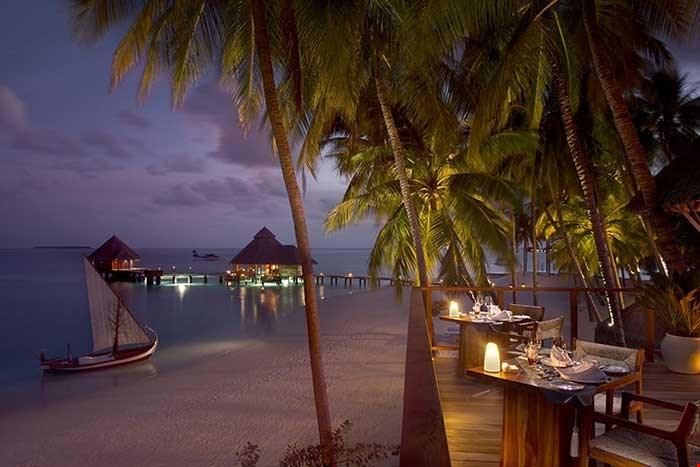 馬爾代夫倫格里島康萊德酒店 (Conrad Maldives) 4