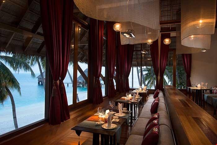 馬爾代夫倫格里島康萊德酒店 (Conrad Maldives) 6