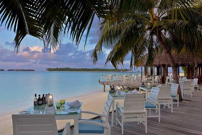 馬爾代夫倫格里島康萊德酒店 (Conrad Maldives) 8