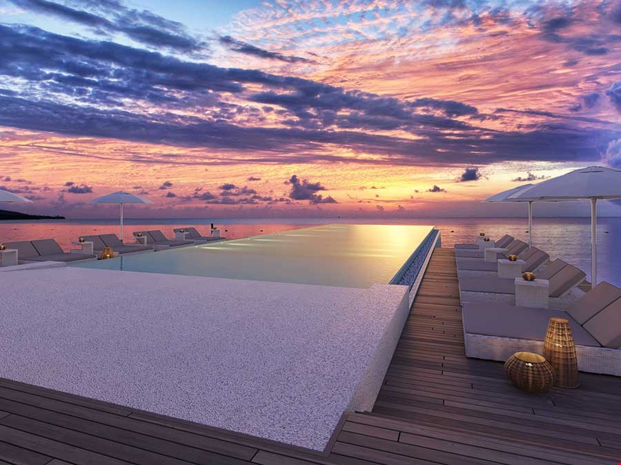 馬爾代夫19年4月全新開幕頂級五星級水上屋