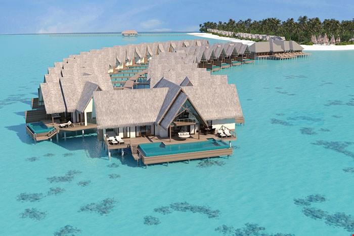 馬爾代夫群島阿拉繼承酒店 (Heritance Aarah) 8