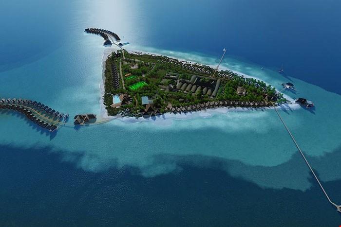 馬爾代夫群島阿拉繼承酒店 (Heritance Aarah) 9