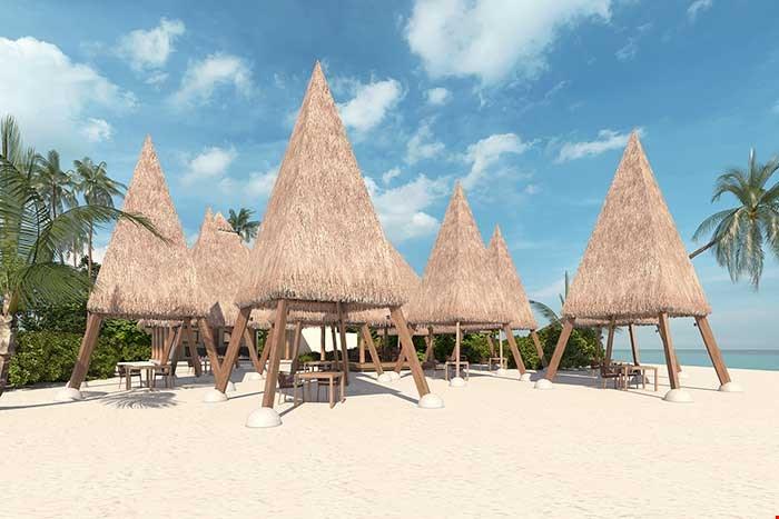馬爾代夫群島阿拉繼承酒店 11