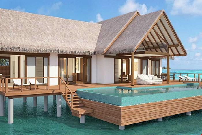 馬爾代夫群島阿拉繼承酒店 14