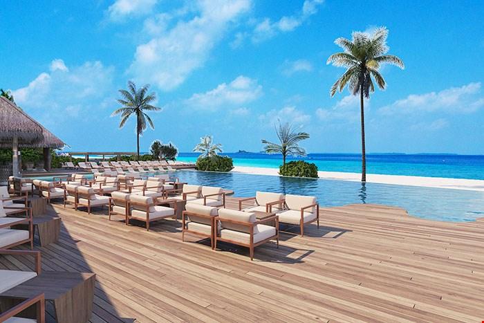 馬爾代夫群島阿拉繼承酒店 (Heritance Aarah) 1