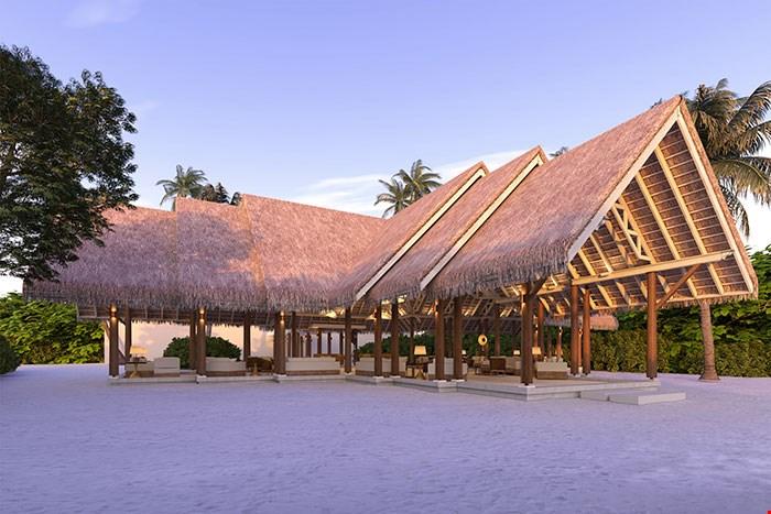 馬爾代夫群島阿拉繼承酒店 (Heritance Aarah) 4