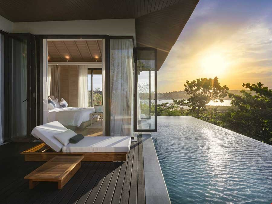 蘇梅島私人島嶼奢華度假別墅