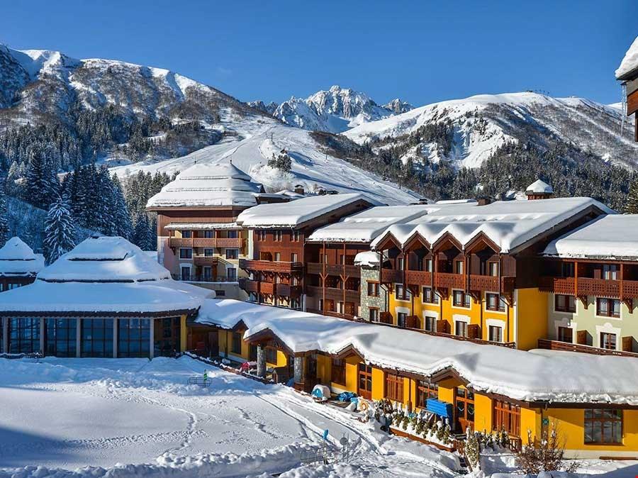 座落白朗峰山腳下的傳奇滑雪聖地