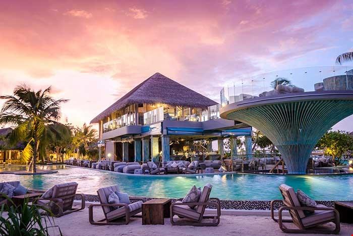 馬爾代夫費諾爾胡酒店 (Finolhu Baa Atoll Maldives) 12