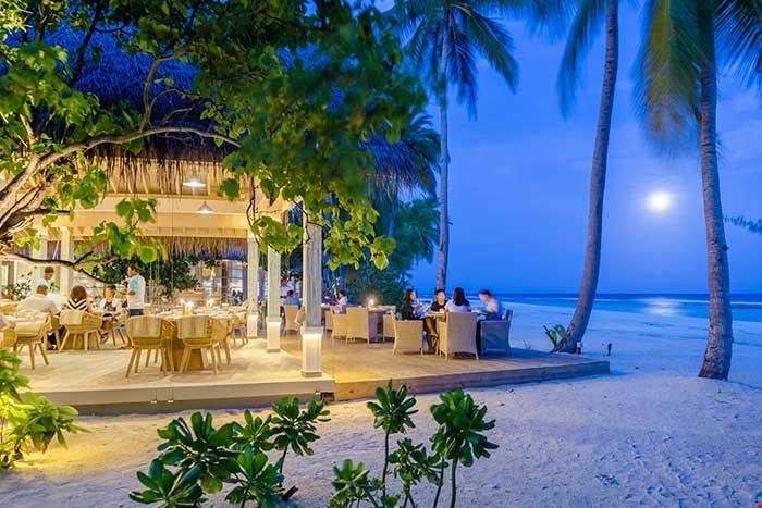 馬爾代夫費諾爾胡酒店 (Finolhu Baa Atoll Maldives) 5