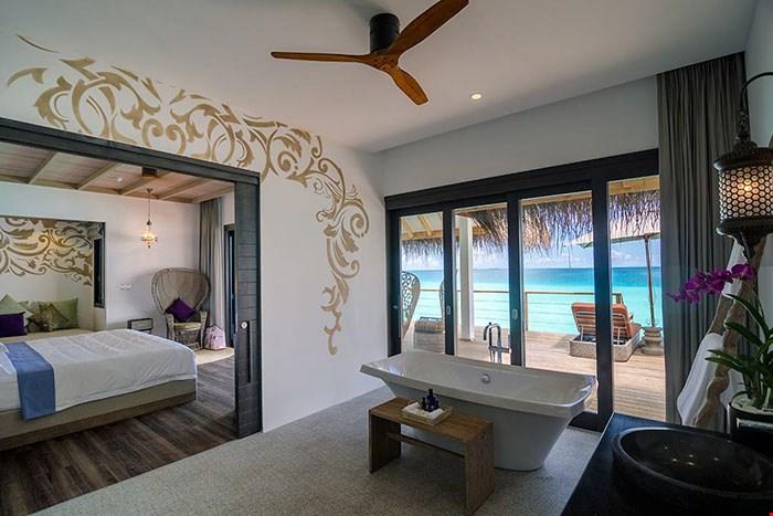 馬爾代夫費諾爾胡酒店 (Finolhu Baa Atoll Maldives) 22