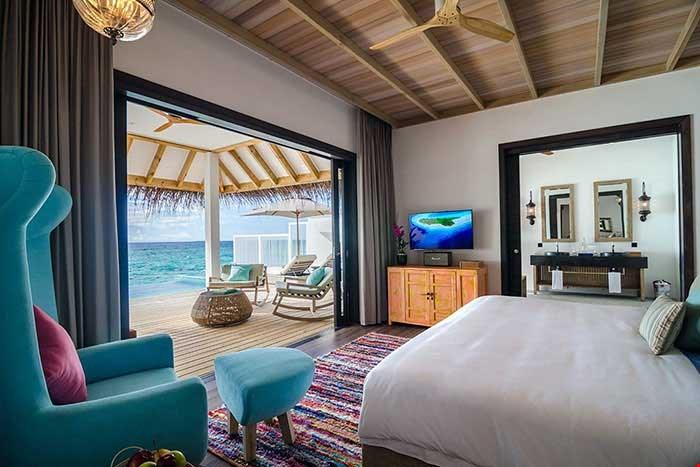 馬爾代夫費諾爾胡酒店 (Finolhu Baa Atoll Maldives) 26
