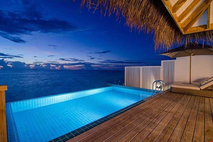 馬爾代夫費諾爾胡酒店 (Finolhu Baa Atoll Maldives) 28