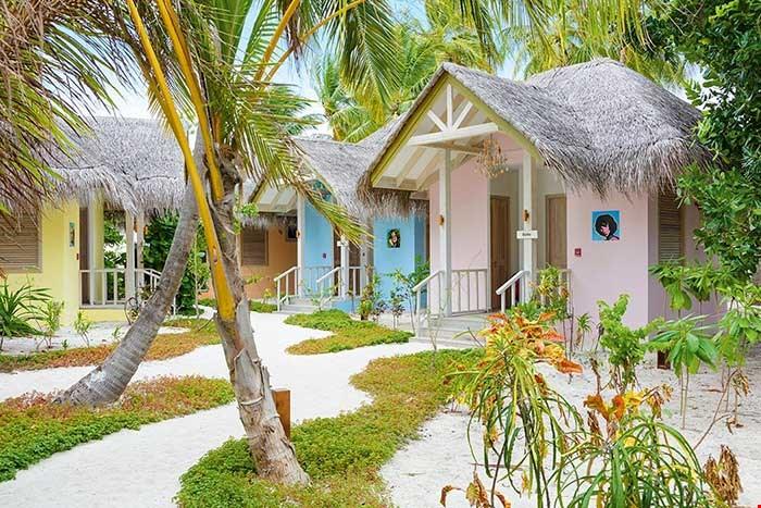 馬爾代夫費諾爾胡酒店 (Finolhu Baa Atoll Maldives) 19