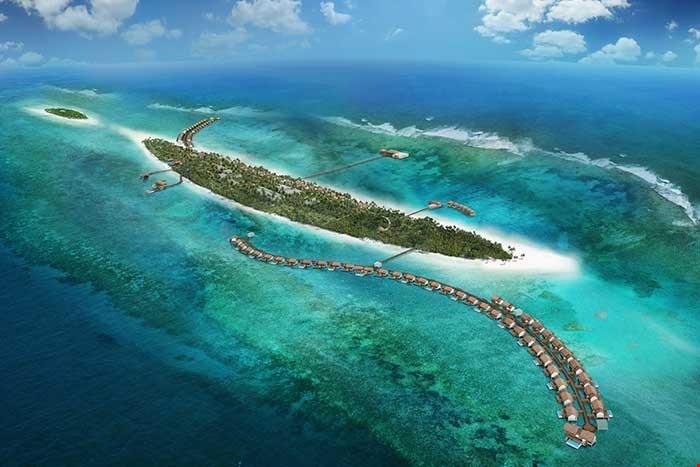馬爾地夫瑞喜敦度假村 (The Residence Maldives) 4