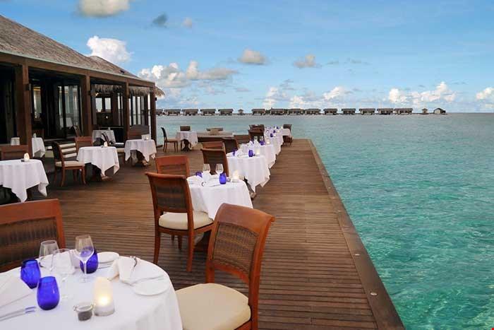 馬爾地夫瑞喜敦度假村 (The Residence Maldives) 6