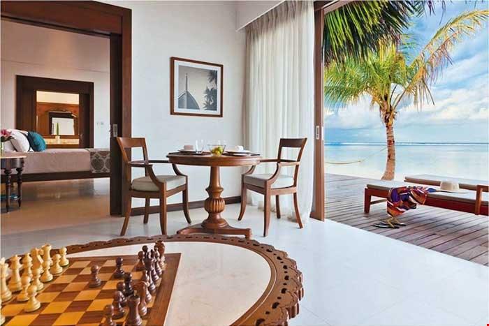 馬爾地夫瑞喜敦度假村 (The Residence Maldives) 1
