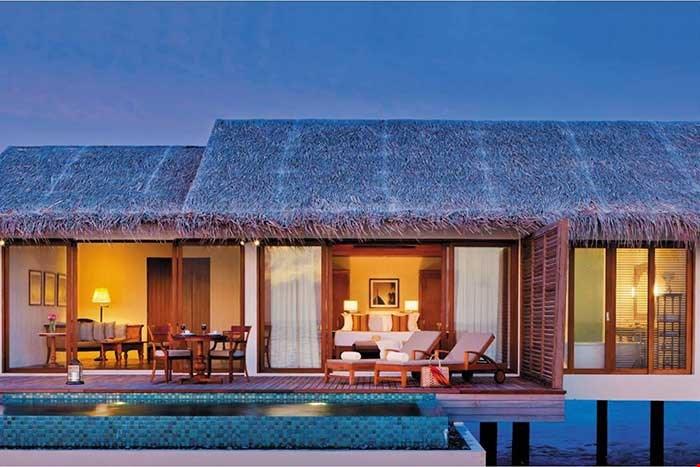 馬爾地夫瑞喜敦度假村 (The Residence Maldives) 2