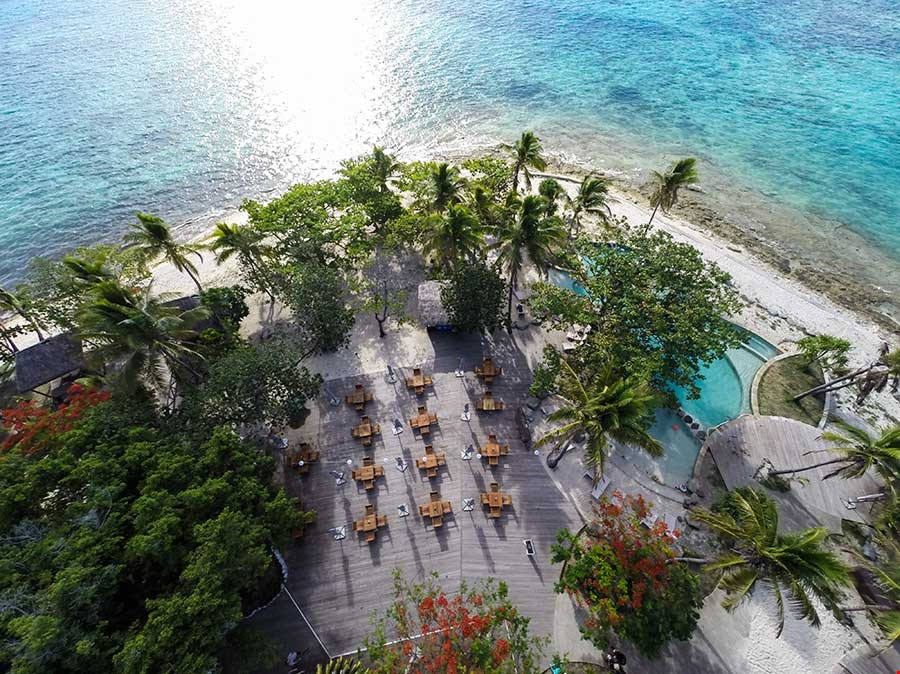 斐濟私人島嶼度假村