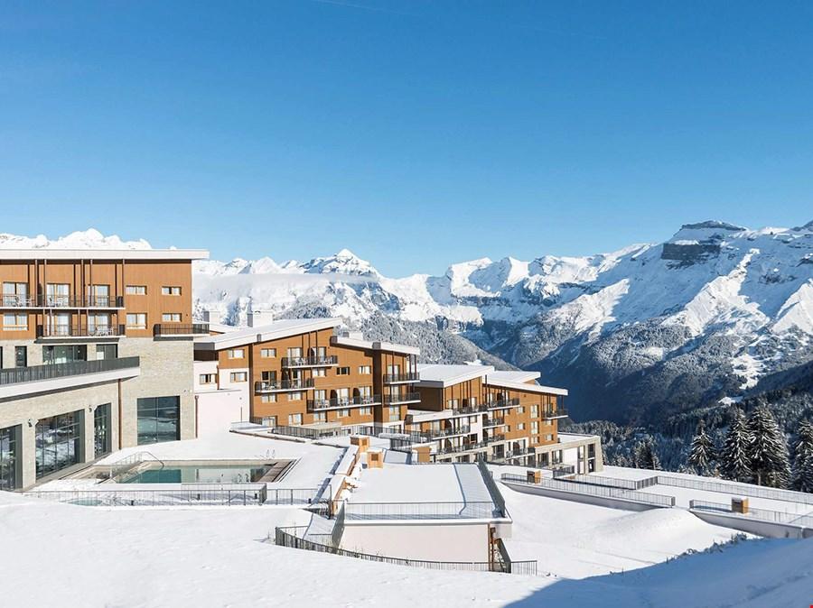 位處阿爾卑斯山最美景觀核心地帶