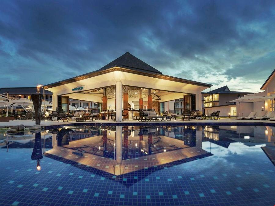2019年4月新開幕五星斐濟酒店